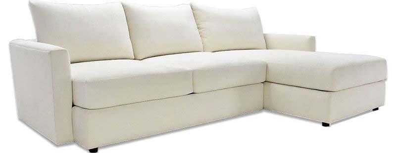 Barcelona sofa-chaise