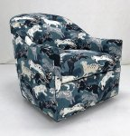 Doris swivel chair (3)