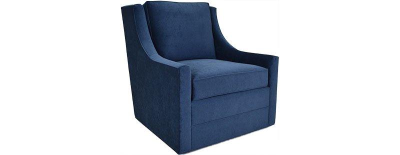 Alexander swivel chair