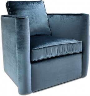 Elton swivel chair